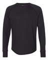 7597 - Kickback Vintage Heavy Knit Crewneck Sweatshirt