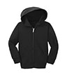 CAR78TZH - Toddler Full-Zip Hooded Sweatshirt