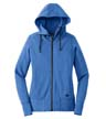 LNEA511 - Ladies' Tri-Blend Full-Zip Hoodie